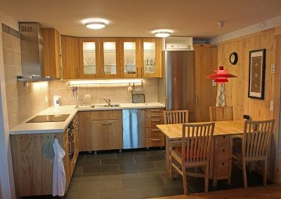 Seaview Apartment Kitchen