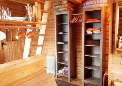 The Wardrobe at Log Cabin