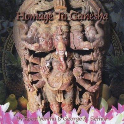 Homage to Ganesha CD - Roop Verma