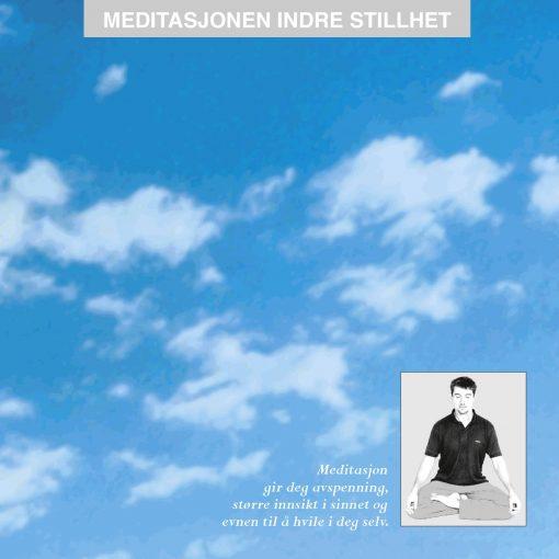 Meditasjonen Indre Stillhet CD - med Peo
