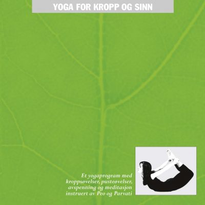 Yoga for kropp og sinn CD - med Peo og Parvati