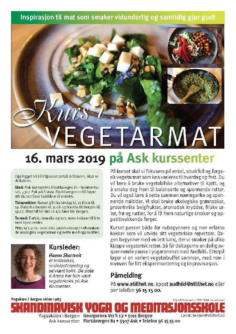 vegetarkurs