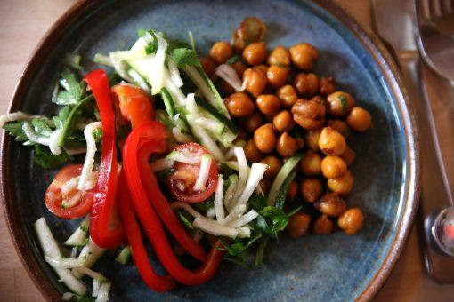 Kikkerter Salat
