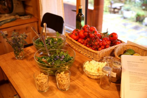 Salat Bord
