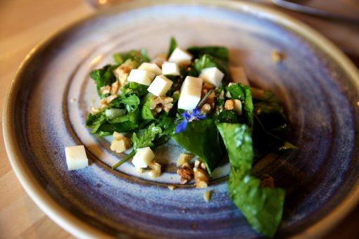 Salat Tallerken