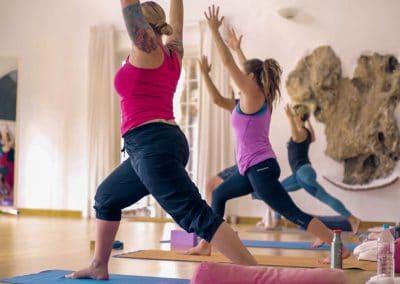 Yoga Warior