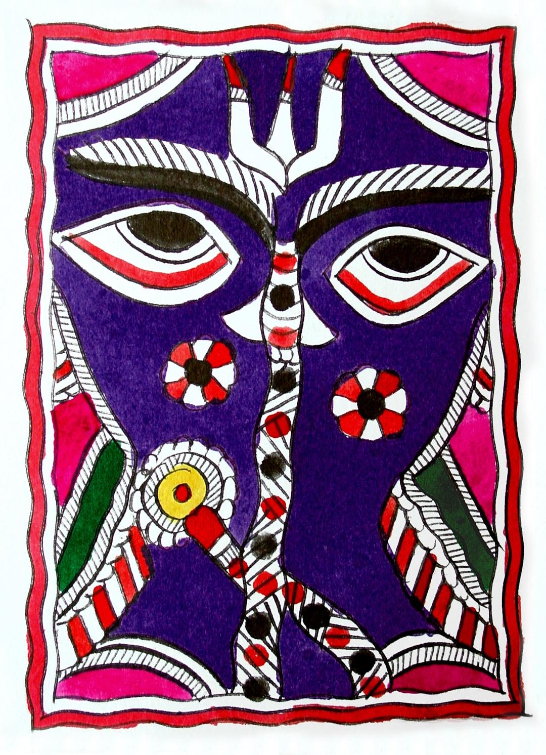 MadhuBani Trisule