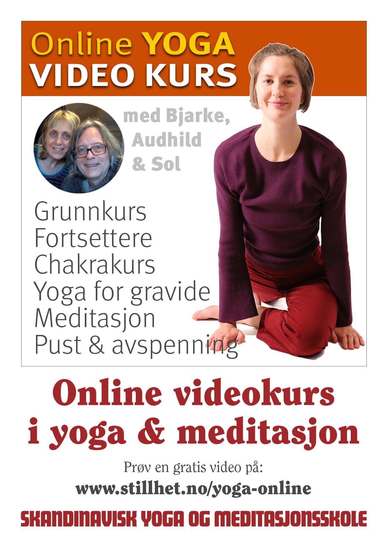 Meditasjonskursene